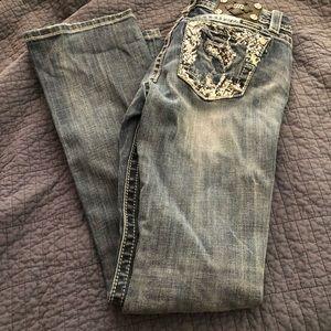 Miss Me Pants - Miss me jeans boot cut